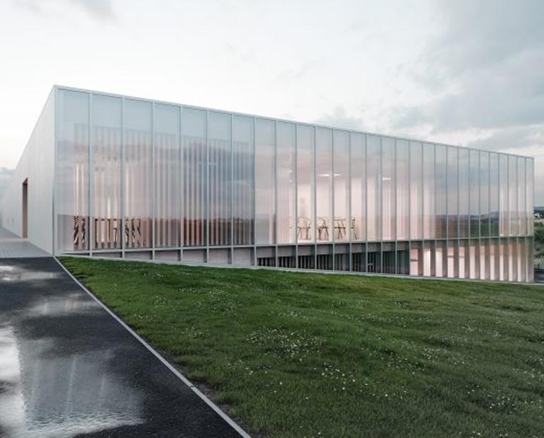 datacenter AMM bâtiment