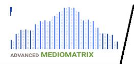 Advanced MedioMatrix Logo