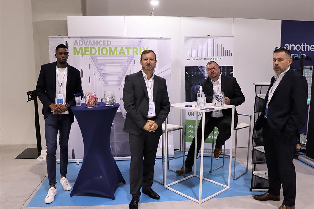 AdvancedMedioMatrix présent au GEN2021